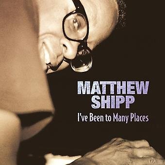 Matthew Shipp - I'Ve Been to Many Places [CD] USA import
