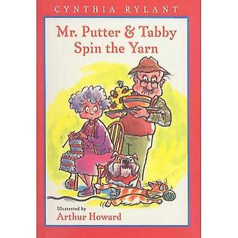 Mr. Putter & Tabby spinne garnet (Mr. Putter & Tabby)