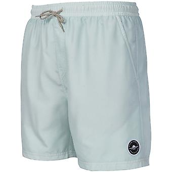 Rip Curl Volley Sunset Shades 16 Short Boardshorts in Light Blue