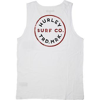Hurley Hayden ärmlös T-shirt i vitt