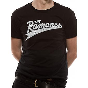 The Ramones-Team Ramones T-paita