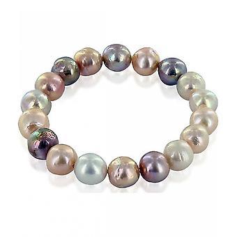 Luna-Pearls Pearl Bracelet Freshwater Pearls 10-11 mm 2035924