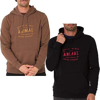Tier Herren Wild Langarm Casual Pullover Hoody Sweatshirt Hoodie Top