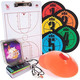 Hot Shot Basketball Coach Kit