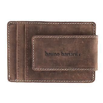 Bruno banani credit card holder business clock card case with Klip 3345