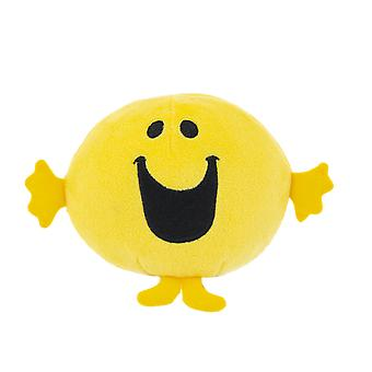 Mr Men Happy Plush Toy