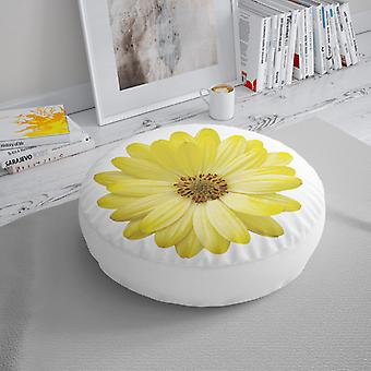 Meesoz Floor Cushion - Margarida Branca e Amarela
