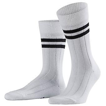 Falke ASS sokker-off hvid