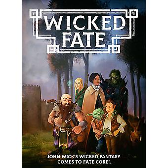 Wicked Fate Paperback Book