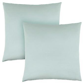 "18"" x 18"" Mint, Satin - Pillow 2pcs"