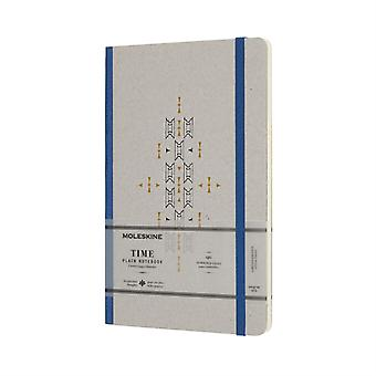 Time Notebook Blue Limited Collection by MOLESKINE