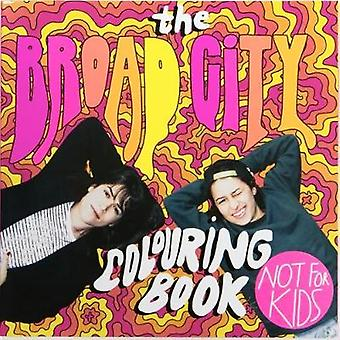 Broad City Colouring Book