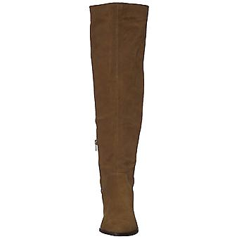 Lucky Women's LK-KITRIE Fashion Boot, Military gre, 10 M, Military Gre, Size 5.5