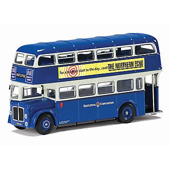 AEC Regent Hartlepool Diecast Model Bus