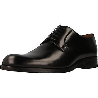 Sergio Serrano Dress Shoes 2700s Color Black