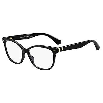 Kate Spade Adrie 807 Black Glasses