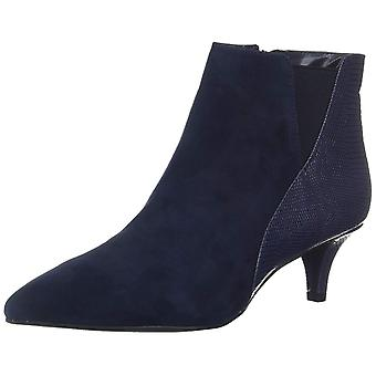 Bandolino Womens 25035498-3YN Suede Pointed Toe Ankle Fashion Boots