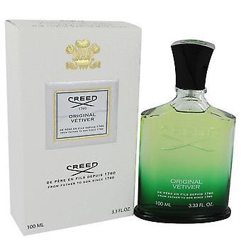 Original vetiver eau de parfum spray by creed 540667 100 ml