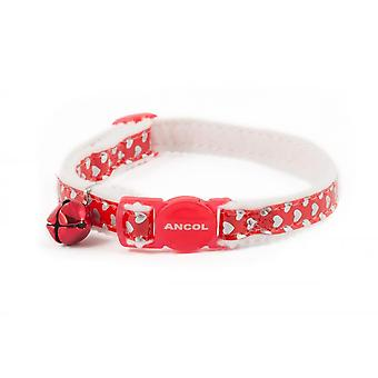 Ancol Heart Cat Collar