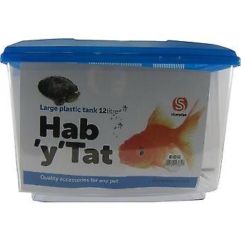 Sharples Hab Y Tat Kunststoff Tank