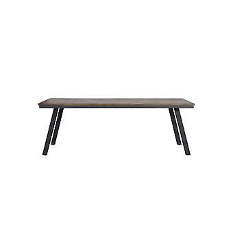 Light & Living Dining Table 220x100x78cm Ceira Wood-Grey