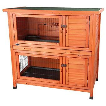 Trixie Natura Exterior Doppel for Rabiits 116x111x65 cm (Small pets , Cages and Parks)