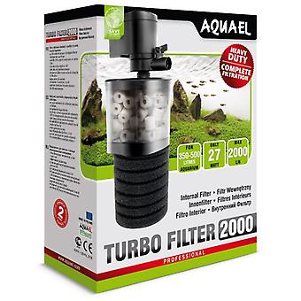 Aquael Interior filter Turbo-2000 (Fish , Filters & Water Pumps , Internal Filters)