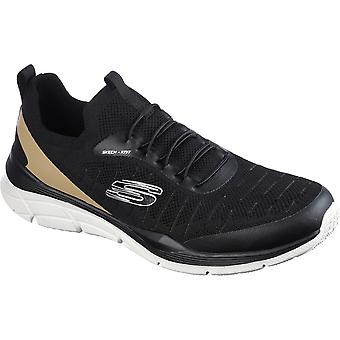 Skechers Mens Equalizer 4.0 Indecell Slip On Athletic Shoes