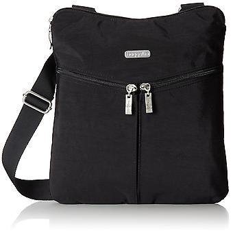 Baggallini Horizon Lightweight Crossbody Bag - Multi-Pocketed - Travel Purse - HRZ649BSA