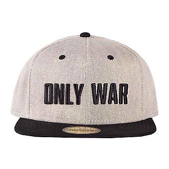 Warhammer 40k Baseball Cap Only War Catch Phrase new Official Black Snapback
