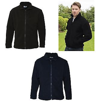 Vêtements absolue Mens Brumal Full Zip Fleece