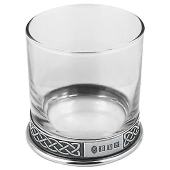 Kelta Pewter whisky Glass Single Tumbler