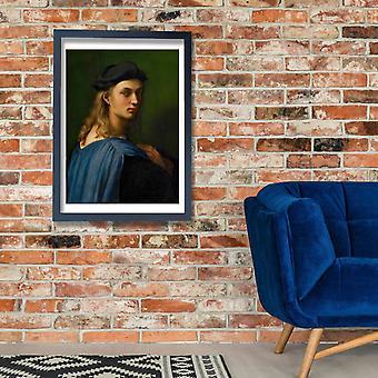 Raphael - warto di Bindo Altoviti plakat Giclee druku