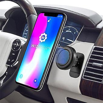 ベイキー強い磁気360度回転車のダッシュボードホルダーは、iphone xiaomi携帯電話用スタンド