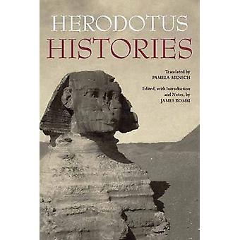 Histories by Herodotus - James Romm - Pamela Mensch - 9781624661136 B