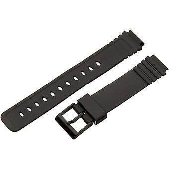 Morellato bracelet de cuir noir 16 mm homme A01U2876198019MO16 ENTERPRISE