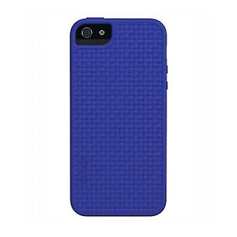 Skech GripShock Flexible Case for Apple iPhone 5/5s, Blue