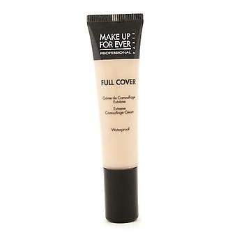 Make up para sempre Full cover Extreme camuflagem creme impermeável-#3 (bege claro)-15ml/0.5 oz