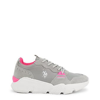 Woman  fabric  sneakers  shoes kf28343