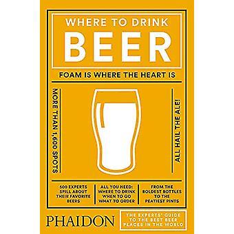 Où boire de la bière par Jeppe Jarnit-Bjergso - 9780714876016 Livre