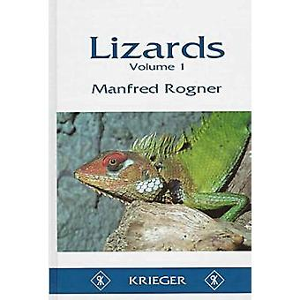 Lizards - 1 by Manfred Rogner - John Hackworth - 9780894649394 Book