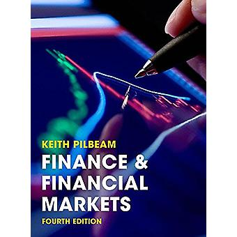 Finance and Financial Markets by Keith Pilbeam - 9781137515629 Book