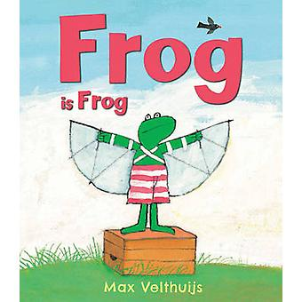 Frog is Frog by Max Velthuijs - 9781783441419 Book