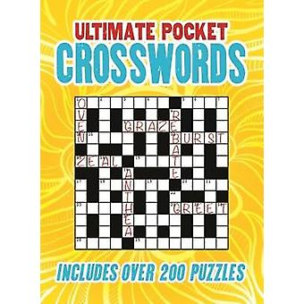 Ultimate Pocket Crosswords by Arcturus Publishing - 9781788281560 Book