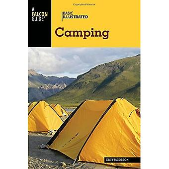Basic Illustrated Camping (Basic Illustrated Series)