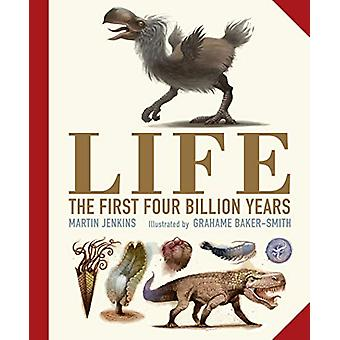 Life - The First Four Billion Years by Martin Jenkins - 9781406372700