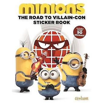 Minions - Sticker Book - 9781910114490 Book