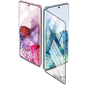 Protecteurs d'écran de verre trempé pour Samsung Galaxy S20
