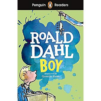 Penguin Readers Level 2 - Boy by Roald Dahl - 9780241397688 Book