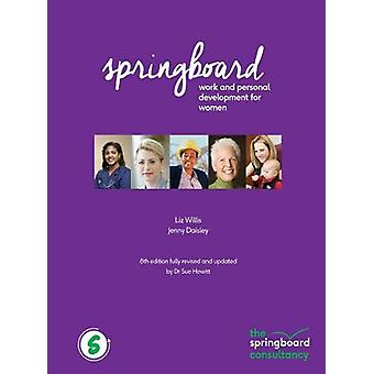 Springboard - work and personal development for women by Liz Willis -